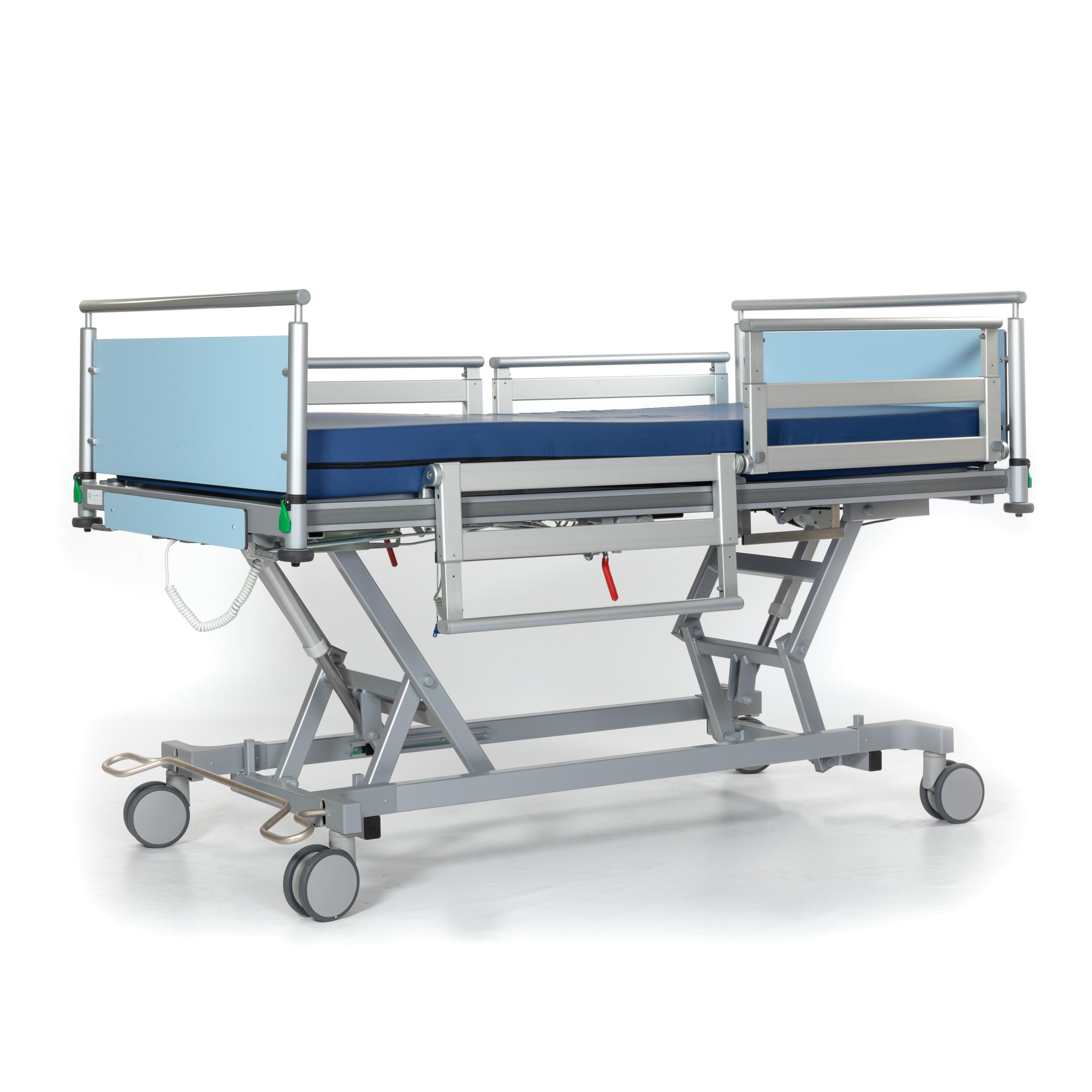 Ziekenhuisbed voor obese cliënten