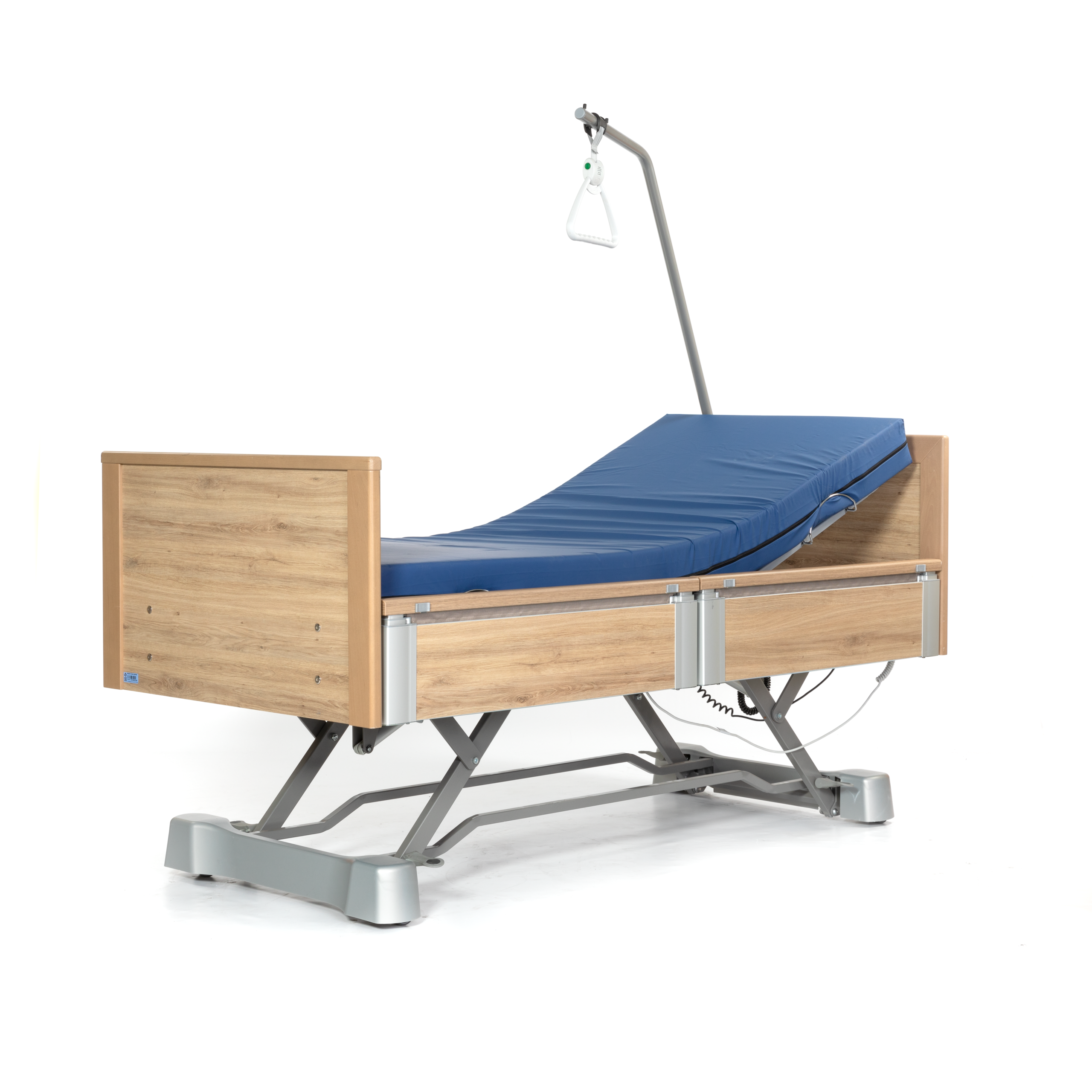 Verpleegbed hoog/laag bed Formidabel