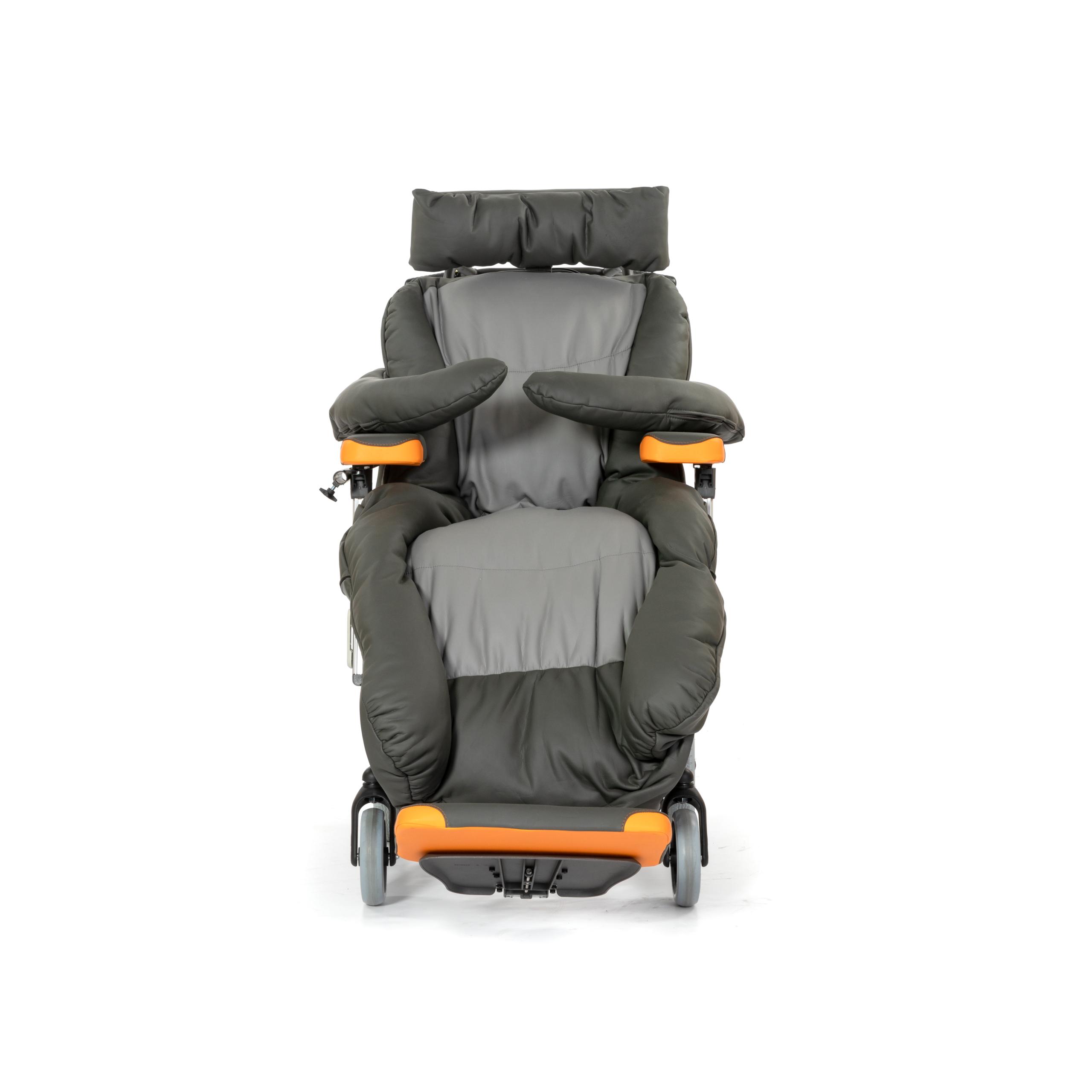 Comfortabele kantel rolstoel