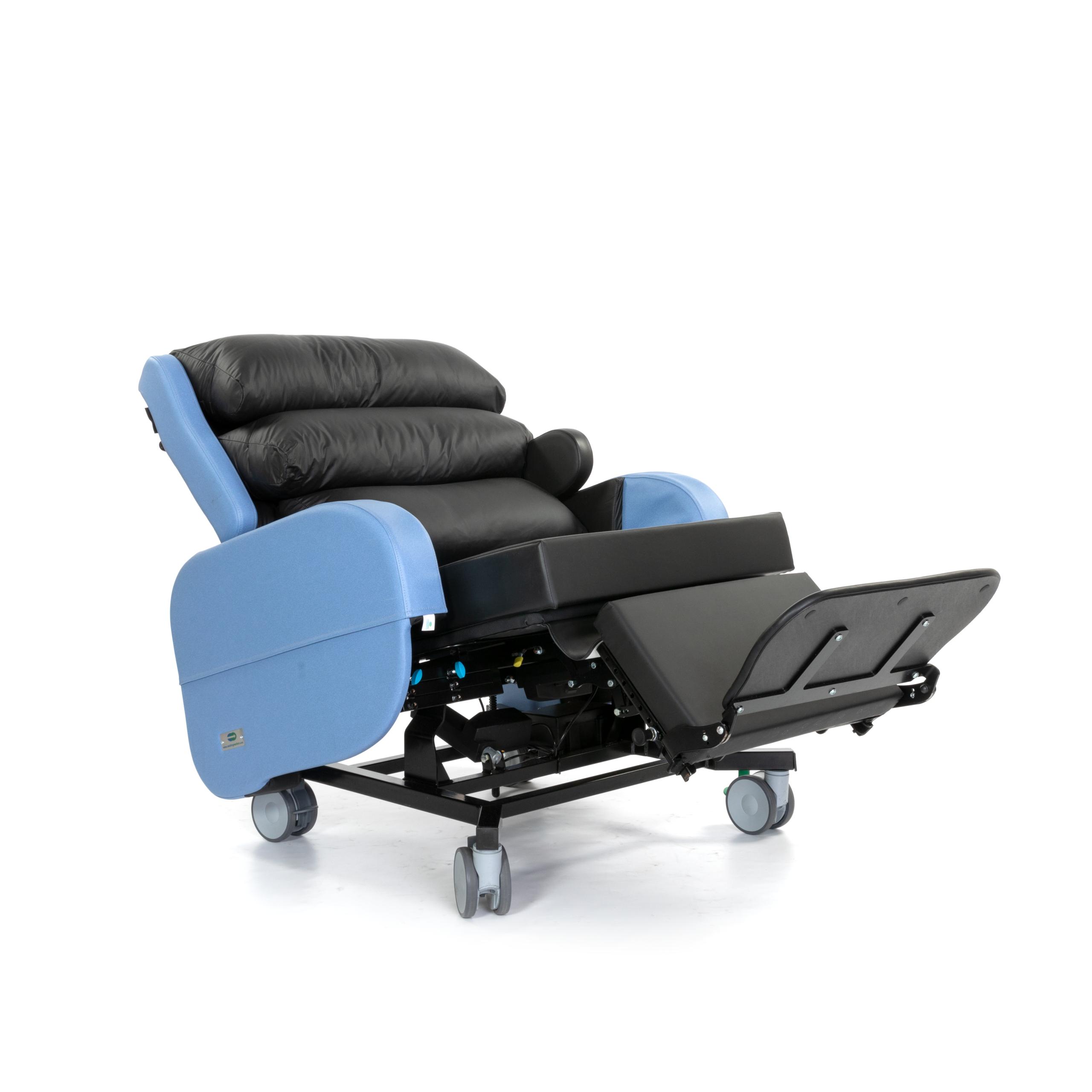 Zorgstoel voor obese bewoners Sorrento XL 03