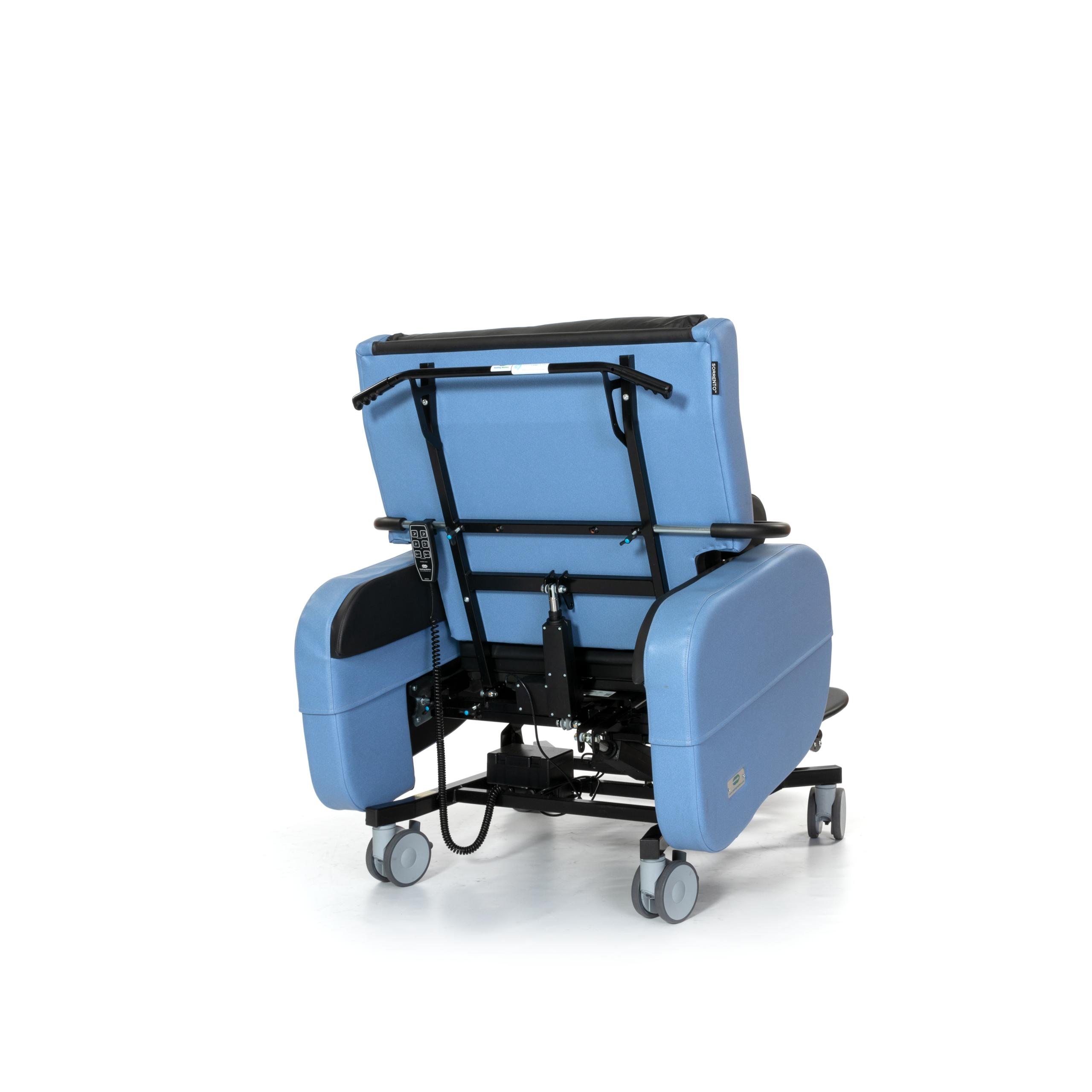 Zorgstoel voor obese bewoners Sorrento XL 05