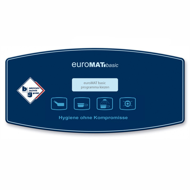 Euromat basic display